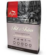 Сухой корм для кошек Orijen Fit & Trim низкокалорийный 340 г