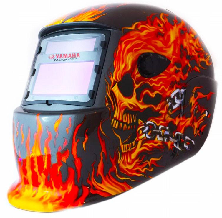 Зварювальна маска Yamaha TSL-440 X-lite