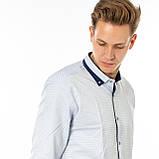 Мужские рубашки с длинным рукавом Gelix 1281001 белая, фото 5