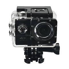 SJ9000 WiFi 4K 1080P Ultra HD спортивная камера DVR DV. Водонепроницаемая видеокамера 30 м. Action camera. Черный