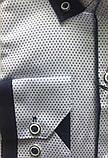 Мужские рубашки с длинным рукавом Gelix 1281001 белая, фото 7