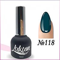 Гель лак Lukum Nails № 118, фото 1