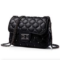 Женская сумка через плечо Silver Kaila Черный
