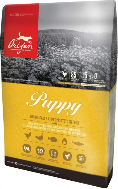 Сухий корм для цуценят Ориджен Orijen Puppy 6 кг