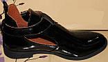 Туфли женские на низком ходу из натуральной кожи от производителя модель НИ-01228, фото 7