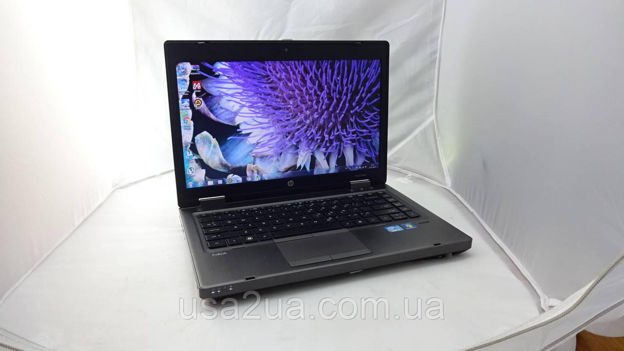 Бизнес Ноутбук HP ProBook 6460p Core I5 2gen 4Gb 500Gb WEB Кредит Гарантия Доставка