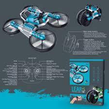 Квадрокоптер-трансформер дрон-мотоцикл 2 в 1, фото 2