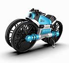 Квадрокоптер-трансформер дрон-мотоцикл 2 в 1, фото 3