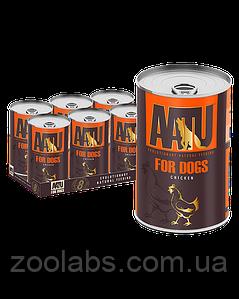 Консервы Aatu для собак с курицей | Aatu Chicken 400 грамм