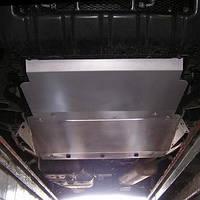 Защита двигателя Mitsubishi Pajero Wagon  1999- V-всі бензин захист двигуна + кпп двигун і КПП
