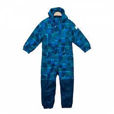 Детский зимний комбинезон для мальчика, сдельный KolorKids 33114  | на рост 98-116р.