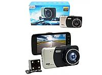Видеорегистратор D503S/A18 (2 камеры) авторегистратор