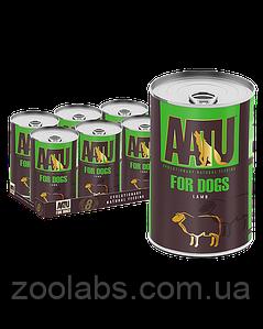Консервы Aatu для собак с ягненком | Aatu Lamb 400 грамм