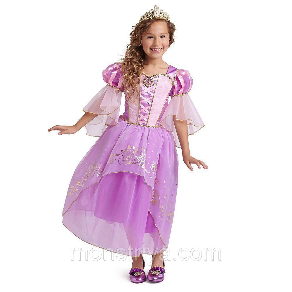 Карнавальний костюм, плаття Рапунцель Disney колекція 2020 року