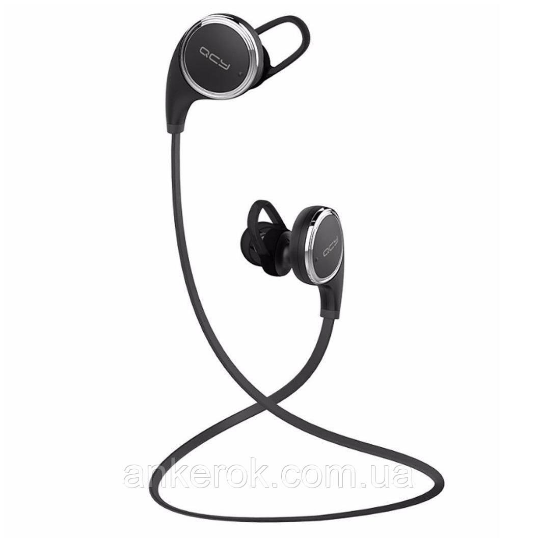 Навушники TWS (повністю безпровідні) QCY QY8 (Black)
