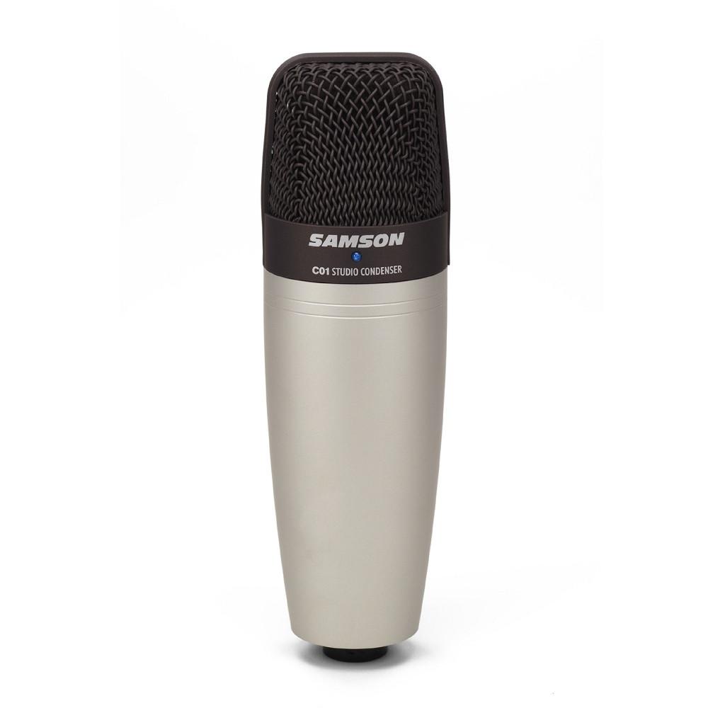 Микрофон студийный конденсаторный SAMSON C01