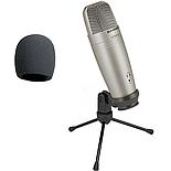 Микрофон студийный конденсаторный SAMSON C01, фото 3