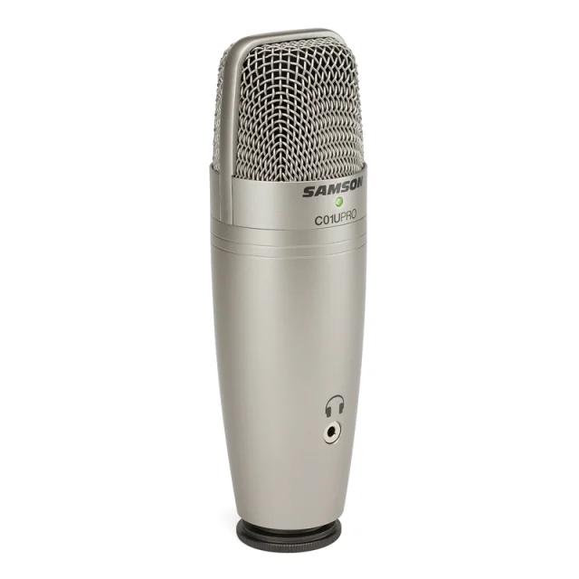 Конденсаторный микрофон студийный SAMSON C01U PRO