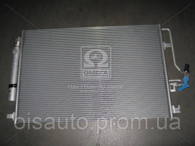 Конденсатор кондиционера MERCEDES, VW (пр-во VALEO)