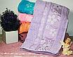 Лицевые турецкие полотенца Ромашки 02, фото 3