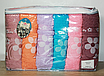 Лицевые турецкие полотенца Ромашки 02, фото 4