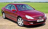 Защита картера двигателя и кпп Peugeot 607  1999-, фото 5
