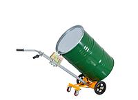 Тележка ручная Yi-Lift DE 450Bдля перевозки металлических и пластиковых бочек диаметром 450-600 мм