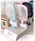 Расческа для волос Janeke 1830 Superbrush The Original Italian Pink Розовая, фото 4