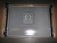Радиатор охлаждения KIA MAGENTIS II (MG) (06-) 2.7 i V6 24V (пр-во AVA)