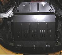 Защита картера двигателя Peugeot Partner Origin 2008- V-всі,двигун, КПП, радіатор ( Пежо Партнер Origin)