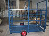 Ваги для зважування тварин 2000*1000*1500, фото 6