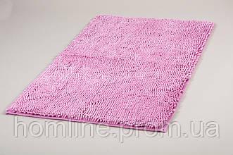 Коврик в ванную Irya Clean розовый 60*100