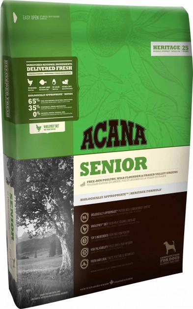 Сухий корм для літніх собак Акана Acana Senior Dog 2 кг