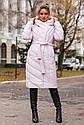 Стильный пуховик-одеяло Виоланта размеры 42- 56, фото 9