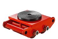 Подкатная опора Noblelift CTA-4 с поворотным диском, грузоподъемность 6 тн