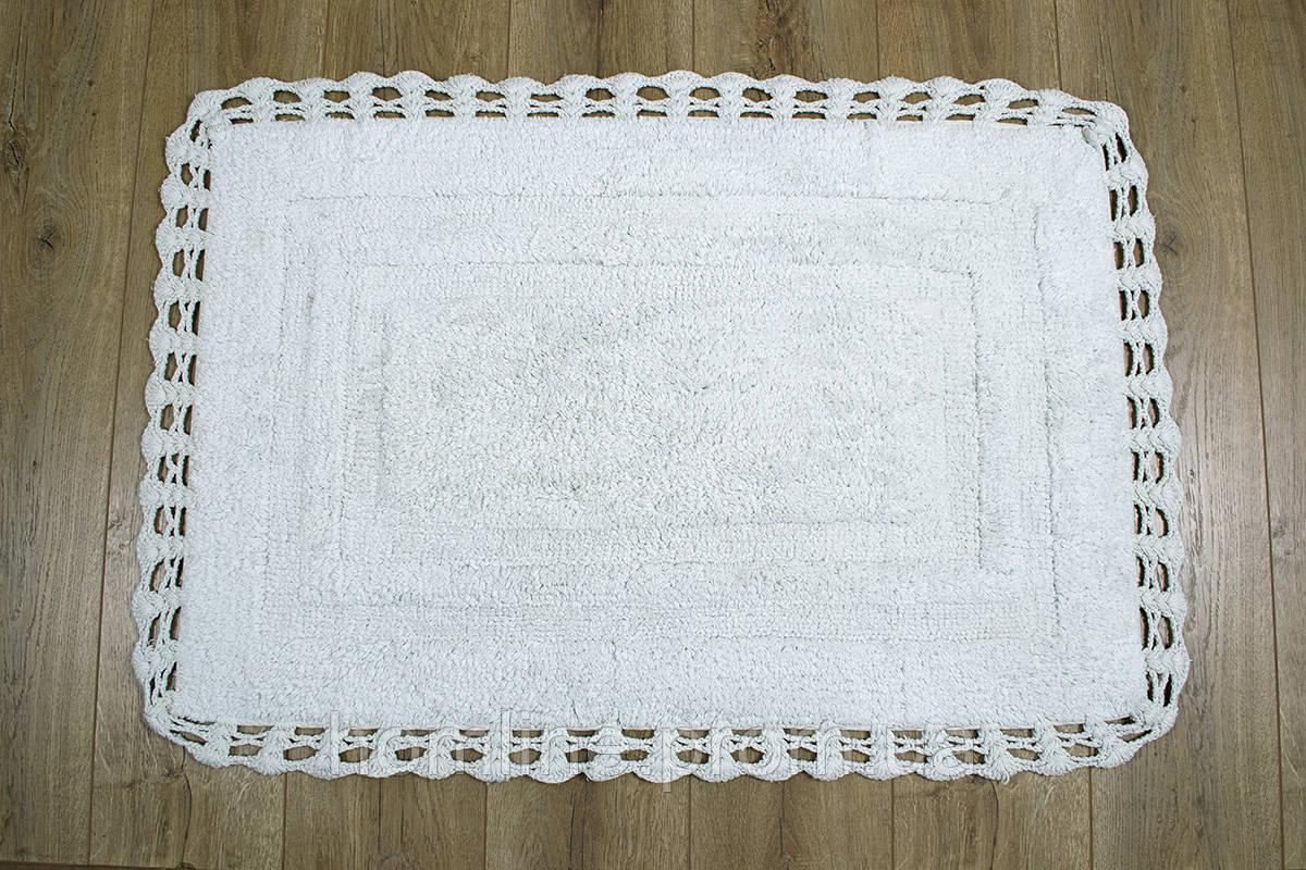 Махровий килимок для ванної Irya Debra yesil зелений 70*110