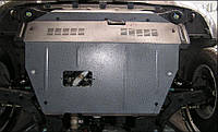 Защита двигателя Hyundai Santa Fe 2001-2006 V-всі,МКПП/АКПП,двигун, КПП, радіатор (ХюндайСанта Фе)