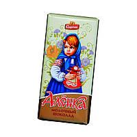 Молочный шоколад  Аленка Спартак 20г Беларусь