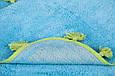 Махровый коврик для ванной Irya Joy mavi голубой 70*110, фото 3