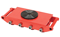 Подкатная опора Noblelift CTA-8 с поворотным диском, грузоподъемность 12 тн