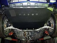 Защита двигателя Nissan X-Trail I 2001-2007 V-2,2D,двигун, КПП, радіатор ( Ниссан Х-Траил 1)