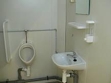 Мобильный туалет