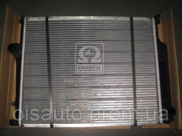 Радиатор охлаждения двигателя BMW 324D/530/730 MT 85-94 (Van Wezel)