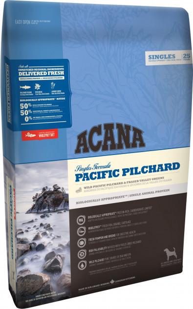 Сухий корм для собак різного віку Акана Acana Pacific Pilchard з рибою 6 кг