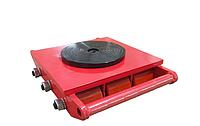 Подкатная опора Noblelift CTA-9 с поворотным диском, грузоподъемность 15 тн