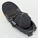 Мото рюкзак для шлема и ноутбука Yamaha Cap, фото 3