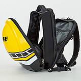 Мото рюкзак для шлема и ноутбука Yamaha Cap, фото 2