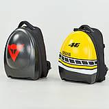 Мото рюкзак для шлема и ноутбука Yamaha Cap, фото 7