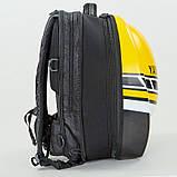 Мото рюкзак для шлема и ноутбука Yamaha Cap, фото 8