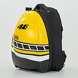 Мото рюкзак для шлема и ноутбука Yamaha Cap, фото 9
